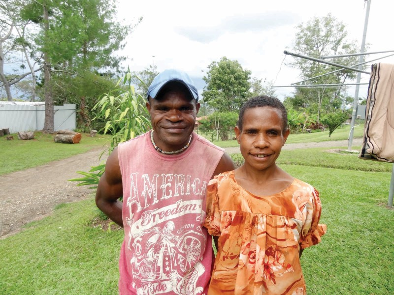 Pangwa and Kamaru from Wantakia language group