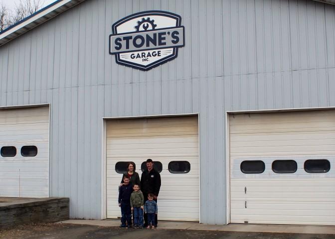 Stone's Garage