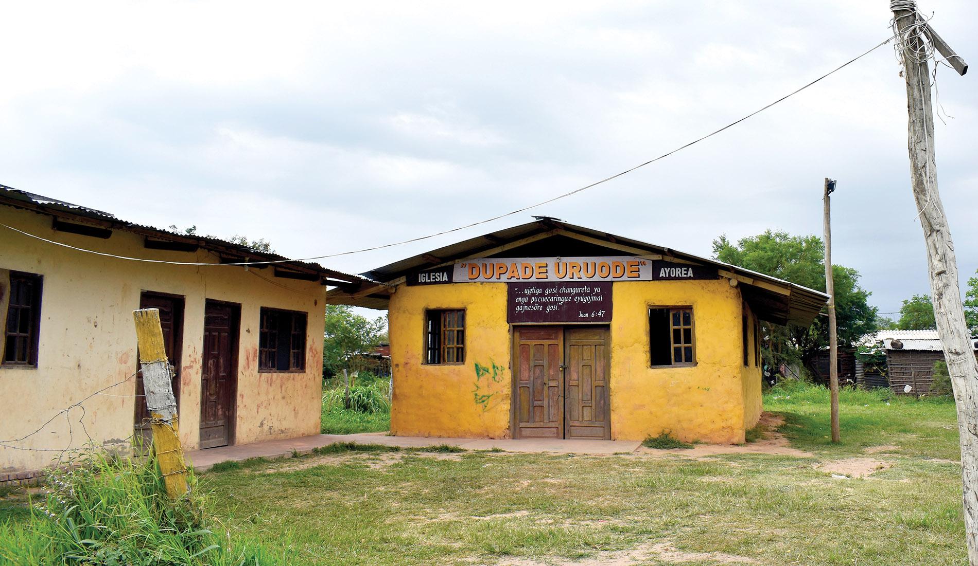 Church in Garai