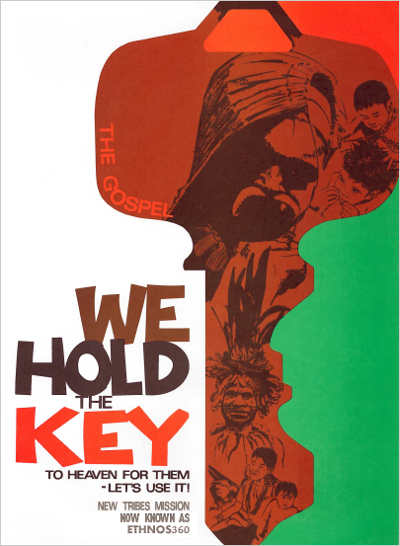 We Hold the Key - Poster