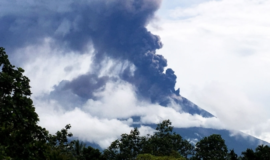 What's More 'Earth-Shattering' Than a Volcano?